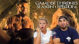Game of Thrones Season 1 Episode 6 'A Golden Crown' REACTION!!