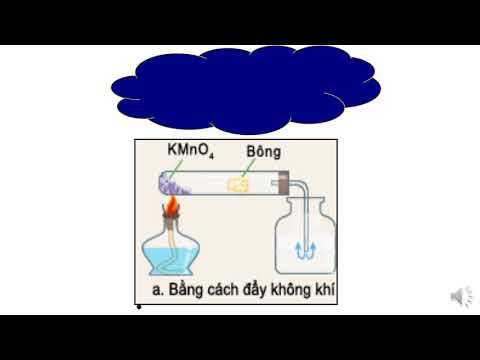 Hoá 8: Điều chế oxi - phản ứng phân huỷ