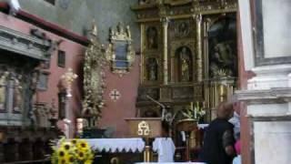 preview picture of video 'Biecz, Kościół Bożego Ciała - Church of Corpus Christi, Biecz (Poland)'