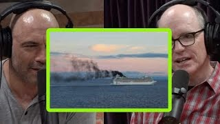 Cruise Ships Destroy the Environment! | Joe Rogan and Greg Fitzsimmons