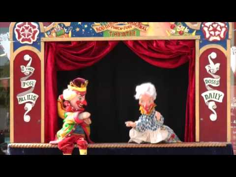 Rod Burnett's Punch & Judy Show