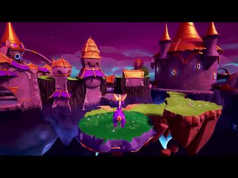 Видео № 0 из игры Spyro Reignited Trilogy [PS4]