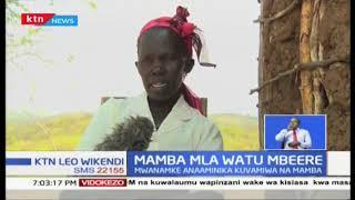 Mwanamke mmoja aaminika kuvamiwa na mamba Mbeere