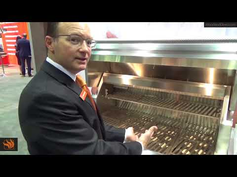 Diamond Cut Grates by Hestan