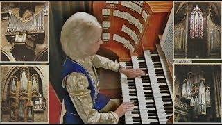 Händel - Water Music, Suite No. 2 in D major - Alla Hornpipe - Diane Bish