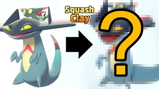 Pokémon Sword & Shield Clay Art: Drakloak!! Dragon/Ghost Pokémon