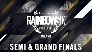 Rainbow Six Pro League Season 9 Finals - Milan | Day 2