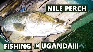 preview picture of video 'Nile Perch fishing trip to Lake Victoria, Uganda 2014'