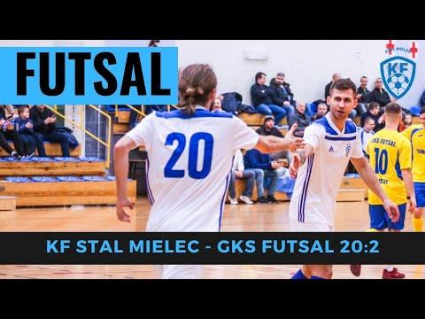 Totalna demolka w pojedynku KF Stal Mielec - GKS Futsal Zarzecze! [WIDEO]