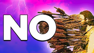 Skyrim With 100 Mods Is Broken Challenge - Can you beat skyrim with only Reanu Keeves