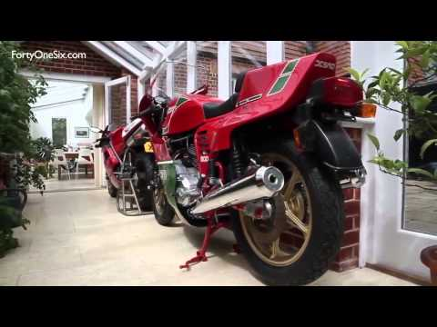 Epic Ducati Motorcycle Collection!