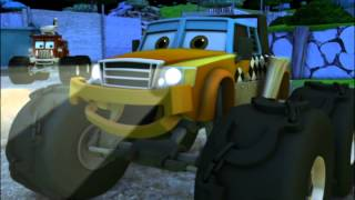 """Bigfoot Presents: Meteor and the Mighty Monster Trucks - Episode 05 - """"The Big Sleepover"""""""