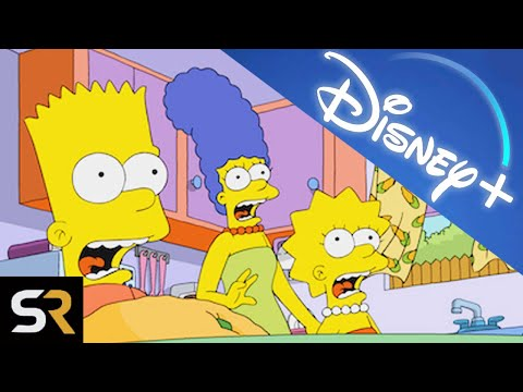 How Disney+ Ruined The Simpsons