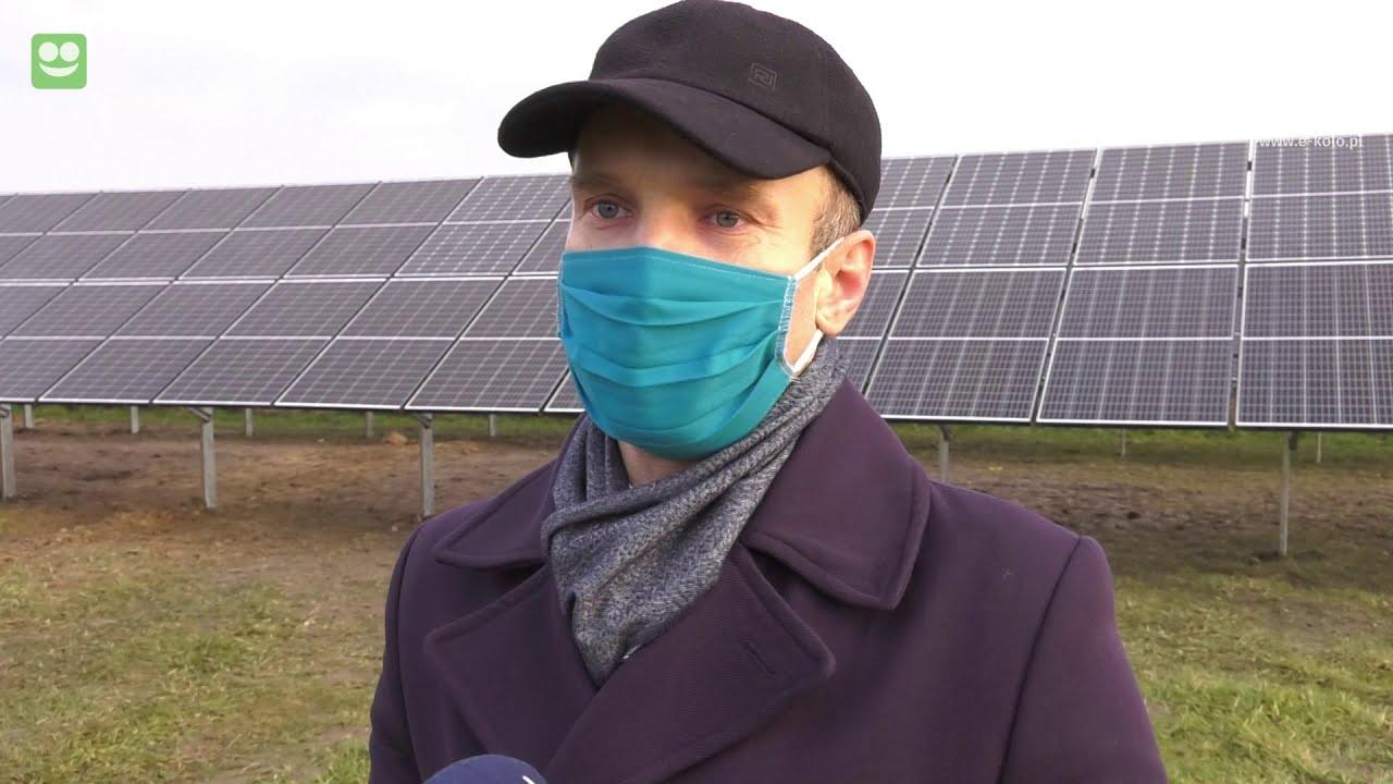 Zdjęcie do Gmina Koło inwestuje w zieloną energię