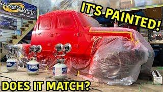 Rebuilding A Wrecked 2020 Jeep Gladiator Rubicon Part 9