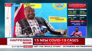 FULL ANALYSIS: State of COVID-19 in Kenya and beyond | 1st May 2020