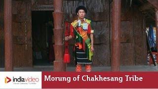 Morung of Chakhesang tribe, Nagaland