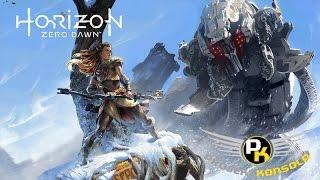 Horizon Zero Dawn, czyżby nowa, mocarna gra Guerilla Games na PlayStation 4