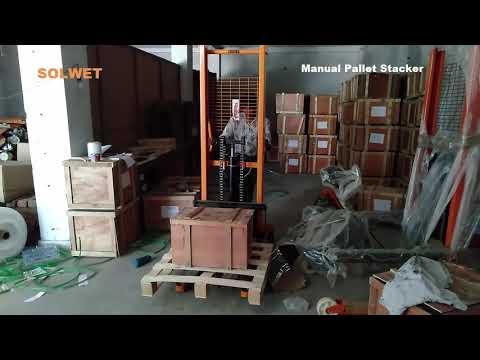 Loading Unloading Stacker