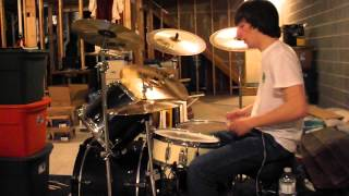 Think Twice Drum Cover EVE 6 | Zack Lee
