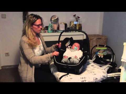Osann Kindersitz - Babyschale deluxe Disney