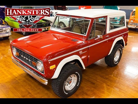 Video of '71 Bronco - MGXX