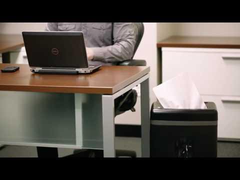 Video of the Fellowes Microshred 450m Shredder