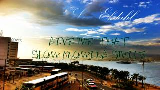 Lisa Ekdahl - Give Me That Slow Knowing Smile (Instrumental Cover)