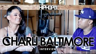 "Charli Baltimore Talks ""Bed Full Of Money"", Upcoming Album, Philly Rap, & More With HHS1987"