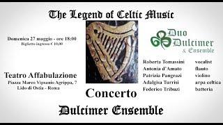 Concerto Live di Musica Celtica del Duo Dulcimer & Ensemble