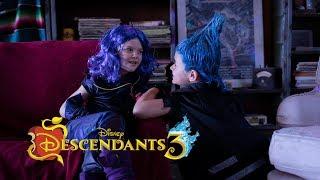 Descendants 3 -- Do What You Gotta Do -- by Martin (8) and Miriam (6)