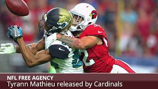 Tyrann Mathieu: 5 NFL Teams That Could Sign Him Now That The Cardinals Cut Him