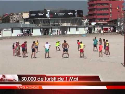 30.000 de turisti de 1 Mai.