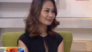NTG: Panayam kay Miss Universe 2010 4th Runner-up Venus Raj