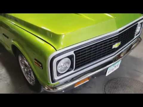 Video of '72 C10 - NE27