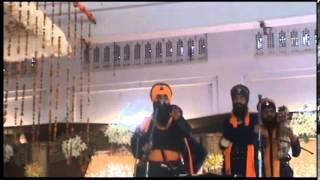 """Dhadhi Jatha Tarsem Singh Moranwali - Parasang Sant Jarnail Singh Bhindranwale """"June 1984"""""""