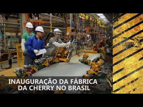 Motores e Ação - Inauguração Fábrica Chery