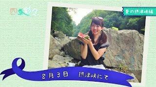 四季彩々 夏の摂津峡編
