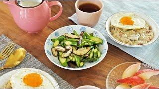 [Eng Sub] 15 minutes breakfast 早起15分钟换来一份丰盛早餐,你愿意吗?【曼达小馆】 *4K