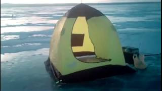 Зимняя рыбалка в забайкальском крае