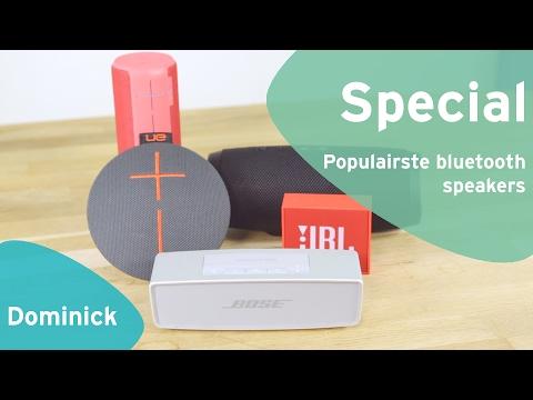 Welke bluetooth-speaker past het beste bij jou? (Dutch)