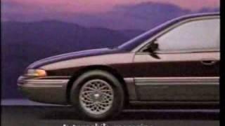 1993 Chrysler Corporation commercial