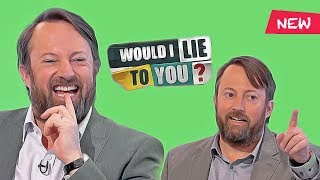 Series 12 David Mitchell Highlights - Would I Lie to You?