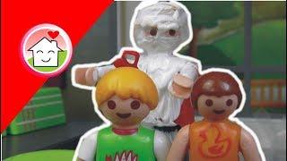 Playmobil Film Deutsch Ein Gespenst Bei Den Overbecks / Kinderkanal Von Family Stories