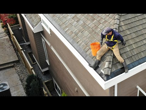 Videos Gutter Cleaning Window Washing Home Exterior