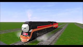 """(So-Called) """"K&L Trainz"""" SP GS 4 4449 V.S. Jointed Rail Lilb SP GS 4 4449"""