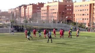 preview picture of video 'Alcobendas-Levitt C.F. - R.S.D. Alcalá, 2-2. (7-3-2015)'