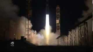 Sirius XM FM-6 Proton Rocket Launch Highlights - International Launch Services