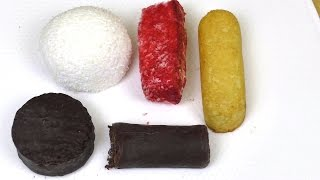 Twinkies Choco Creme [Hostess] Sno Balls, Raspberry Zingers, Ding Dongs, Ho Hos