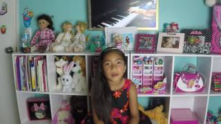 """Hillsong United """"Touch the Sky"""" Cover by Amariah"""